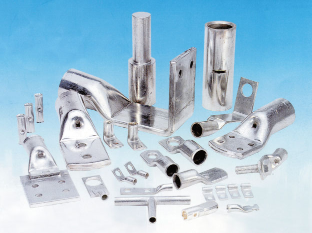High Voltage Crimp Terminals : Shrink polymer systems for crimp lugs ferrules and connectors